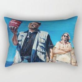 The Big Lebowski - Donny's Ashes Rectangular Pillow