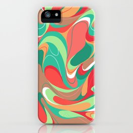 Hallucinogens iPhone Case