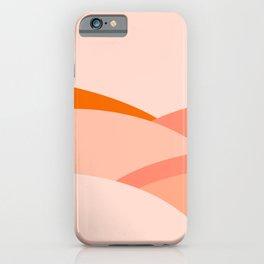 Desert Sun- Layered iPhone Case