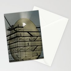 Creation of an eGG Stationery Cards