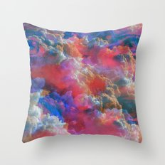 See What Happens Throw Pillow