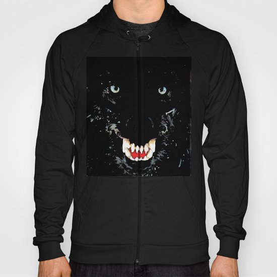 Fangs in the Dark Hoody
