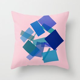 Motherly Guidance Throw Pillow