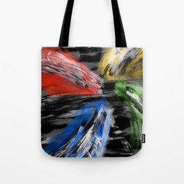 Nameless Abstract  Tote Bag