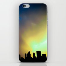 City Of Many Colors iPhone Skin