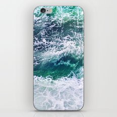 In Waves iPhone & iPod Skin