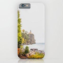 Split Rock Lighthouse, Minnesota 15 iPhone Case