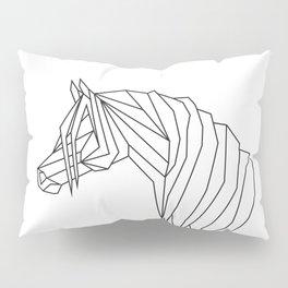 raya goods : modern pony Pillow Sham