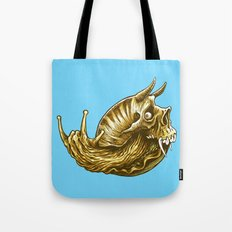 rock & snail  Tote Bag