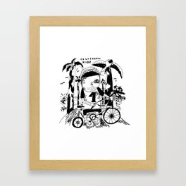 California Kidz Framed Art Print