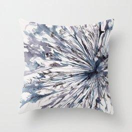 Agapantha Throw Pillow