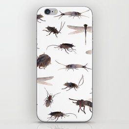 insects colabb. iPhone Skin