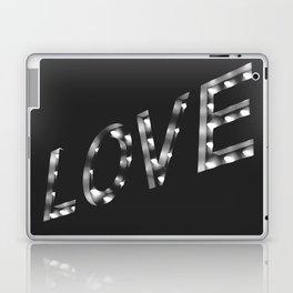 Love in Lights Laptop & iPad Skin