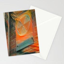 WARNING// Stationery Cards