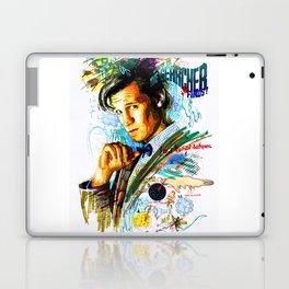 Eleventh Doctor Laptop & iPad Skin