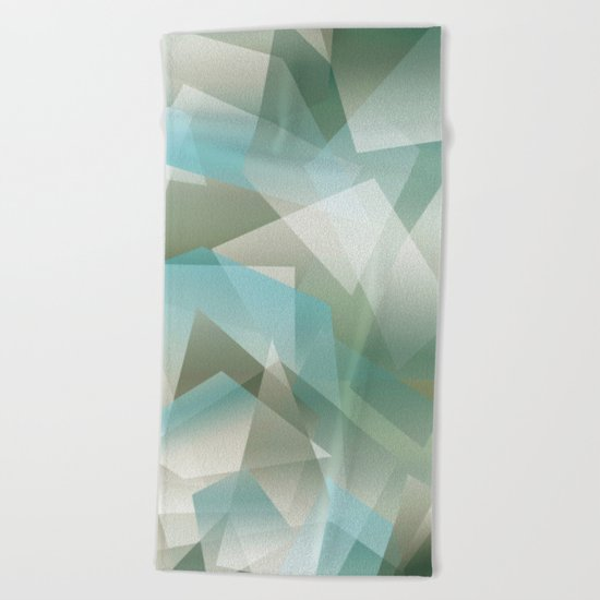 Abstract 220 Beach Towel