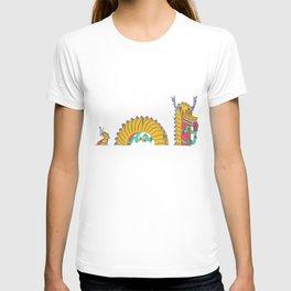 The Pond Ponderer. T-shirt
