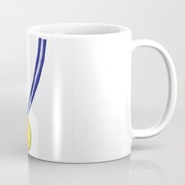 I Tried Medal Coffee Mug