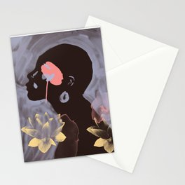 Lotus Dreamer 3 Stationery Cards