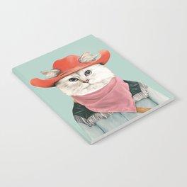 Rodeo Cat Notebook