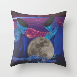 It's All For You Throw Pillow