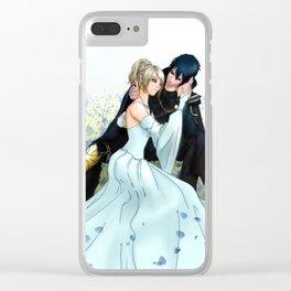 Noct & Luna Clear iPhone Case