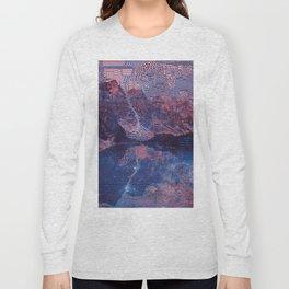 Glitch3d Long Sleeve T-shirt