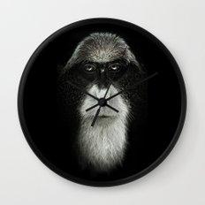 Debrazza's Monkey Square Wall Clock