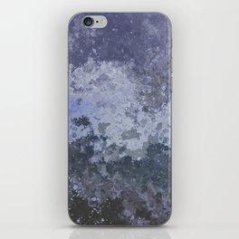 Rough Water iPhone Skin