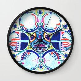 Little Pisces Wall Clock
