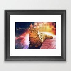 Fish Oil Framed Art Print