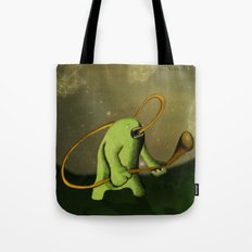Decorando El Espacio Tote Bag