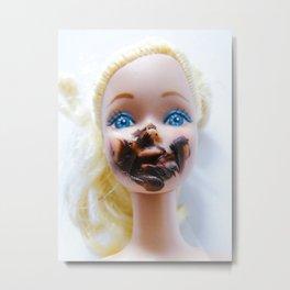 Chica chocoholica Metal Print
