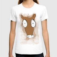 donkey T-shirts featuring Donkey by Frances Roughton