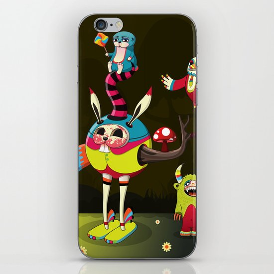 Candy iPhone Skin