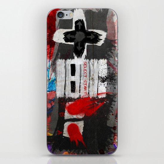 RETRO NES iPhone & iPod Skin
