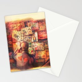 I Will Not Forget One Line of This - Doctor Who Stationery Cards