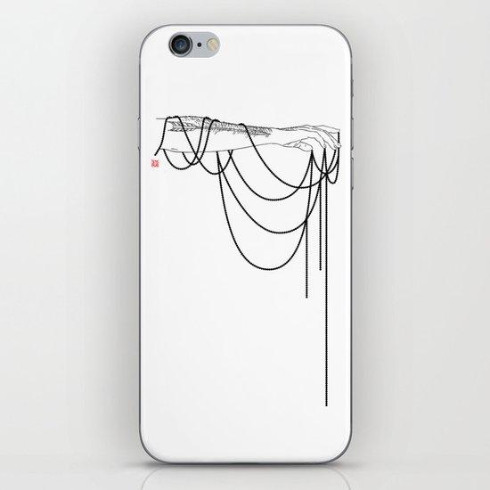 Black Pearl Dream iPhone & iPod Skin