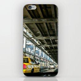 Washington Bridge, NYC iPhone Skin