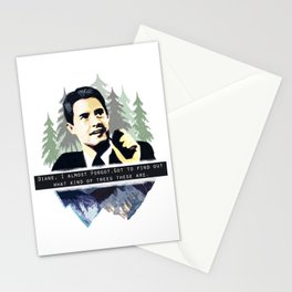 Agent Coop Stationery Cards