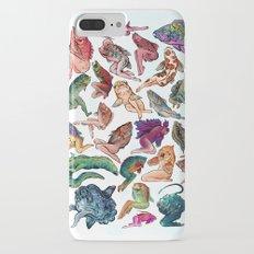 Reverse Mermaids Slim Case iPhone 7 Plus