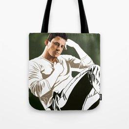 hey girl  Tote Bag