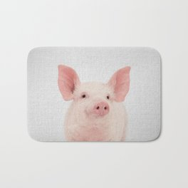 Pig - Colorful Bath Mat