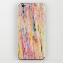 Color gradient and texture 42 iPhone Skin