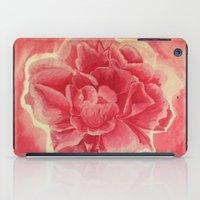 animal skull iPad Cases featuring Skull by Megan D'Avella