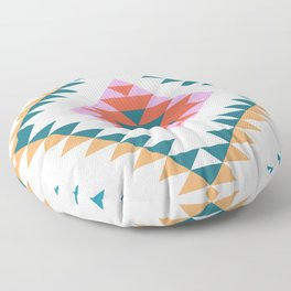 Aztec Rug 2 Floor Pillow