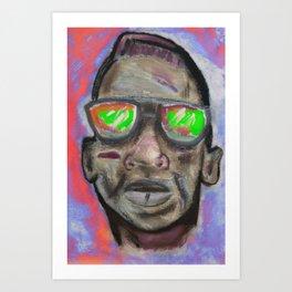 Cool Boy 3hree Art Print
