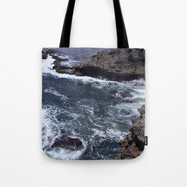 Rough waters  2 Tote Bag