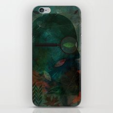 The Ever Curious Botanist iPhone Skin