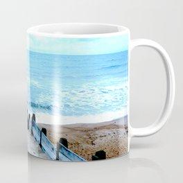 Outlook over the North Sea Coffee Mug
